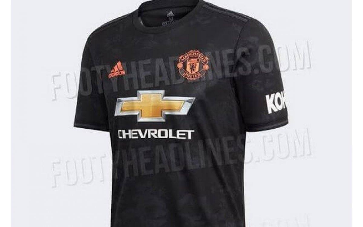 Manchester United 2019-20 Third Kit