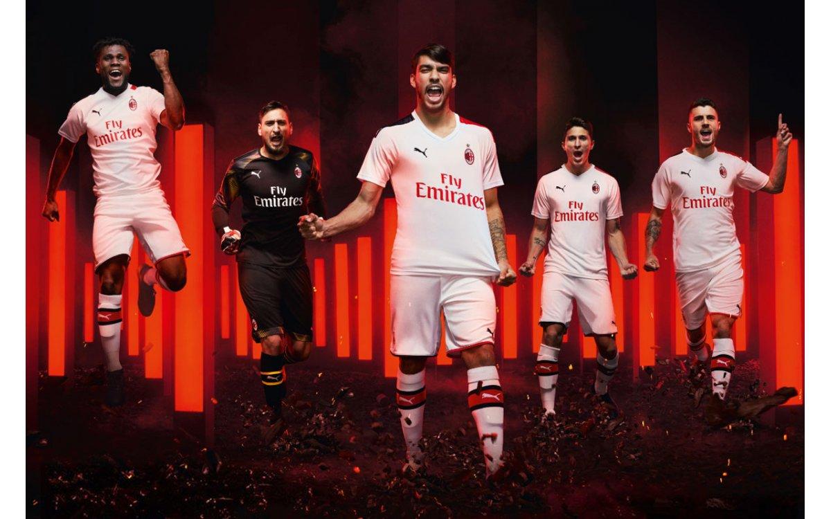 Camiseta de AC Milan 2019-20