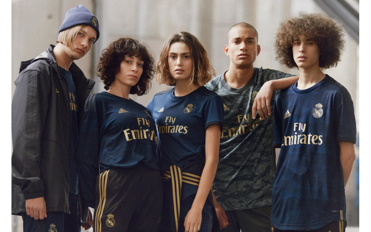 Camiseta del Real Madrid 2019-2020