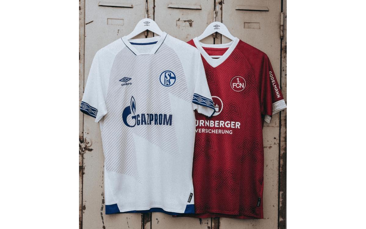 1. FC Nürnberg y Schalke 04 intercambian sus camisetas