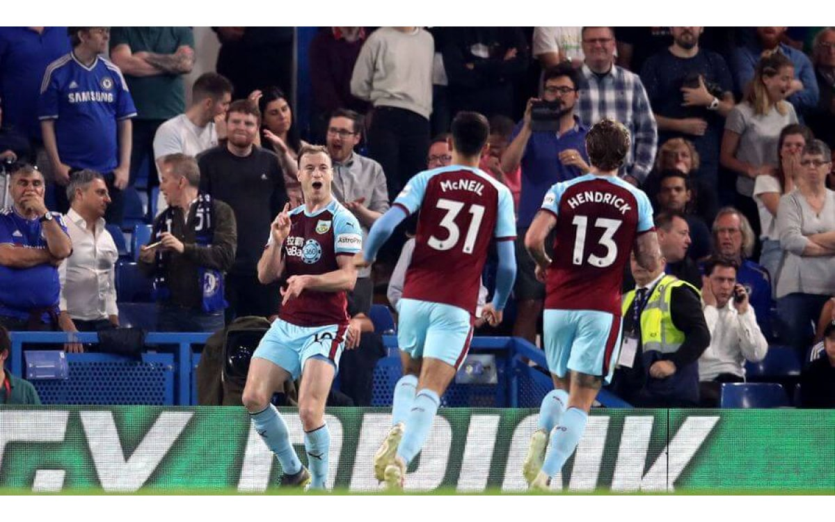 Chelsea 2-2 Burnley: Hosts held as Clarets all but guarantee survival