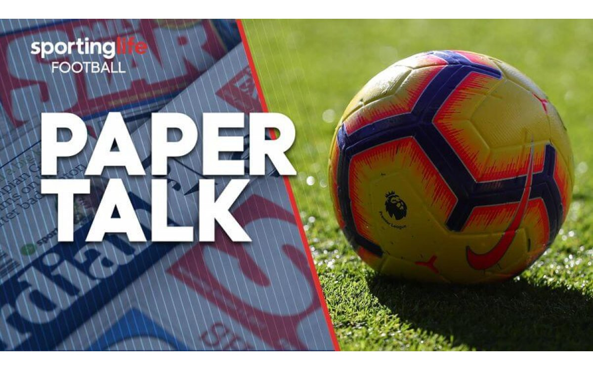 Paper Talk: Friday's football transfer rumours and gossip, including Ryan Sessegnon to Spurs