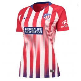 Camiseta de la 1ª equipación Stadium del Atlético de Madrid 2018-19 - Mujer