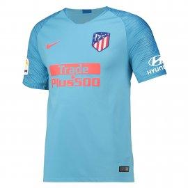 Camiseta Stadium de la 2ª equipación del Atlético de Madrid 2018-19