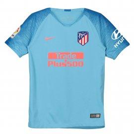 Camiseta Stadium de la 2ª equipación del Atlético de Madrid 2018-19 - Niños
