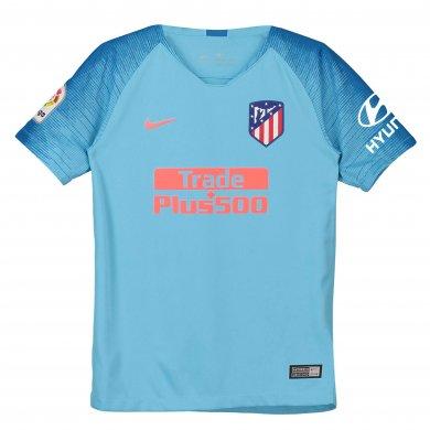 Camiseta Stadium de la 2ª equipación del Atlético de Madrid 2018-19 Niños