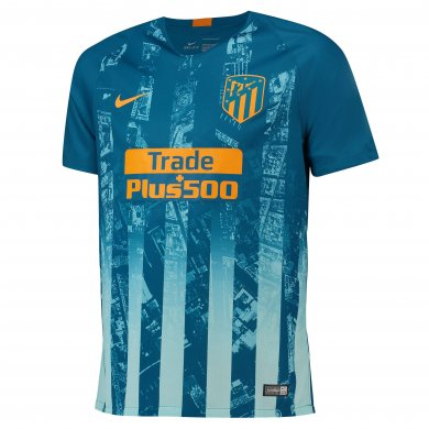 Atlético de Madrid Third Stadium Shirt 2018 19