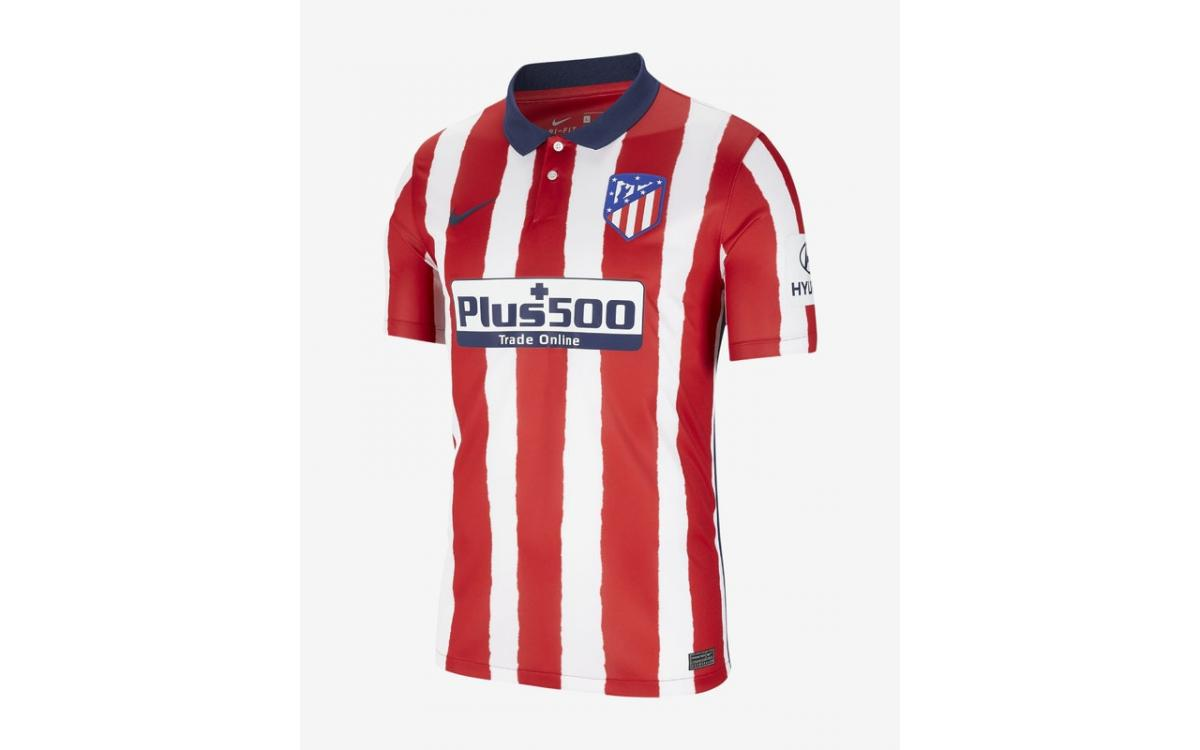 La camiseta del Atlético de Madrid para la temporada 2020/2021 es la equipación retro que necesita u