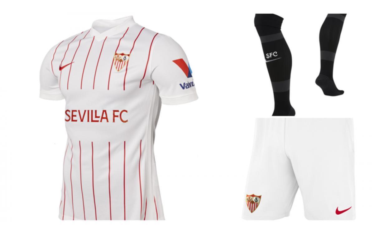 Camisetas del Sevilla 2021/2022: Nuevas equipaciones, diseño, precio, cuánto cuesta y dónde comprar