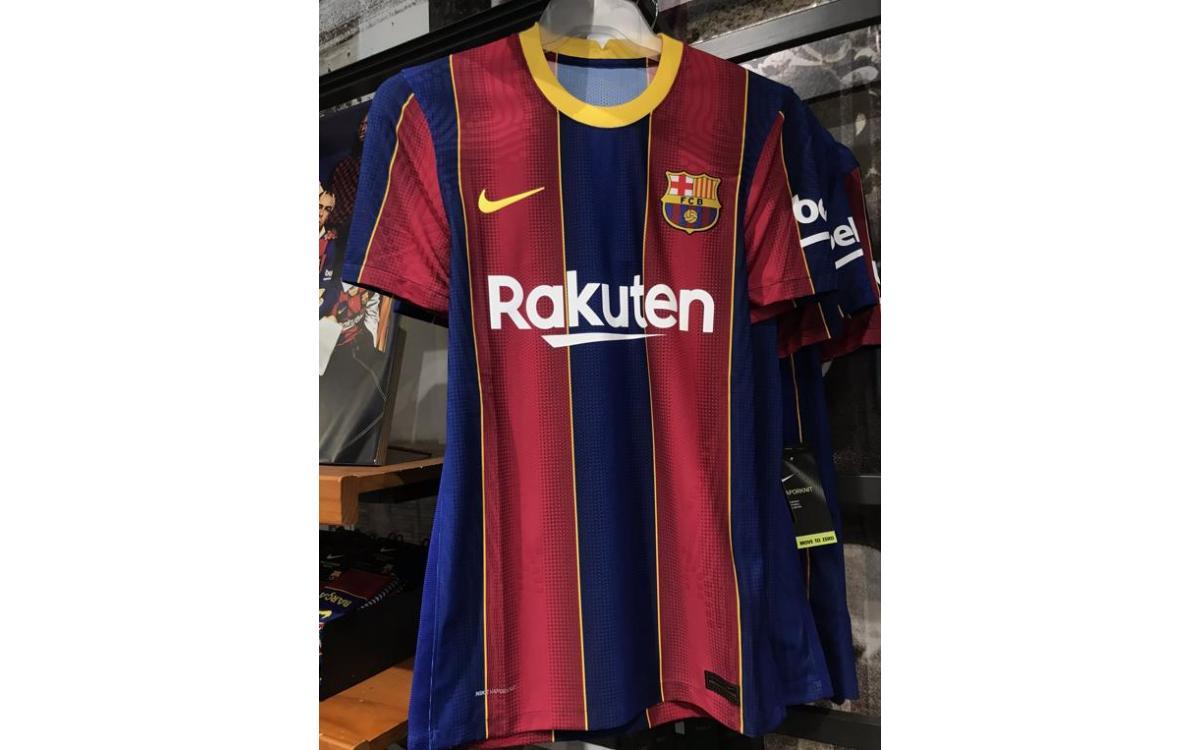 Rebote del Barça con Nike por vender ya las camisetas