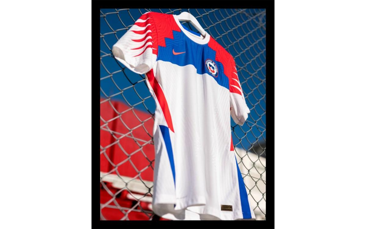 Las disruptivas camisetas de la Selección de Chile 2020-21