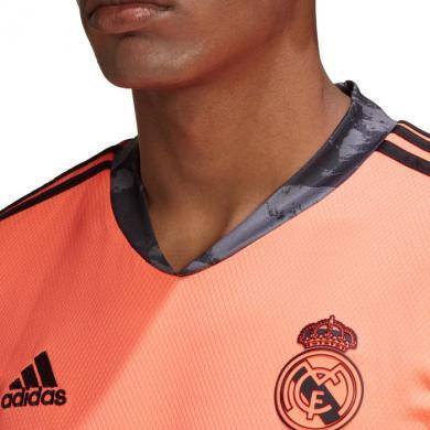 Camiseta 2ª Portero Real Madrid 2020/2021 Naranja