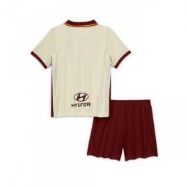 Camiseta As Roma Stadium Segunda Equipación 2020-2021 Niño