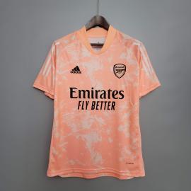 Camiseta De Arsenal 2020/21 Entrenamiento De La Copa – Rosa