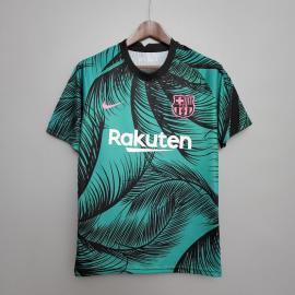 Camiseta Fc Barcelona Pre Match Top Cl 2020-2021