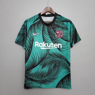 Camiseta Fc Barcelona Pre Match Top Cl 2020-2021