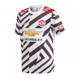 Camiseta Manchester United Fc Tercera Equipación Niño