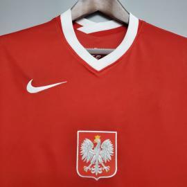 Camiseta Segunda equipación Stadium Polonia 2020