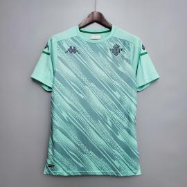 Maillotss Real Betis Balompié Training 2020-2021 Ice blue