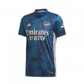 Camiseta Arsenal Fc Tercera Equipación 2020-2021
