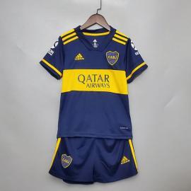 Camiseta Boca Juniors 1ª Equipación 2020/2021 Niño