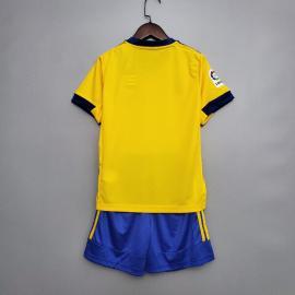 Camiseta Cadiz CF 1ª Equipación 2020/2021 Niño