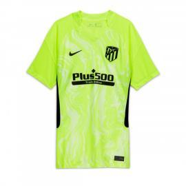 Camiseta Atlético De Madrid Breathe Stadium Ss Tercera Equipación 2020-2021 Mujer