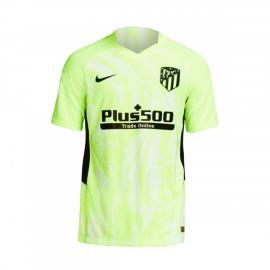 Camiseta Atlético De Madrid Vapor Match Tercera Equipación 2020-2021