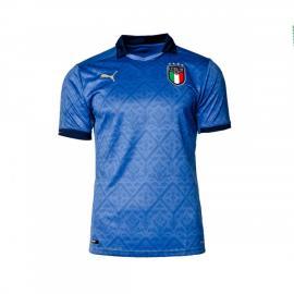 Camiseta Italia Primera Equipación 2020-2021 Niño