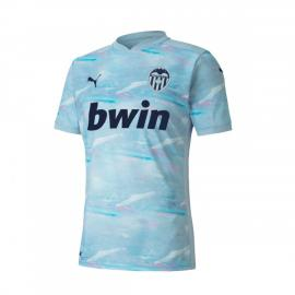 Camiseta Valencia Cf Tercera Equipación 2020-2021 Niño