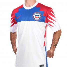 Camiseta 2a Chile 2020 2021 Stadium