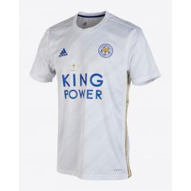 Camiseta Leicester City 2a Equipacion 2020-2021