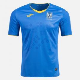 Camiseta Ucrania Euro Segunda Equipación 2020/2021