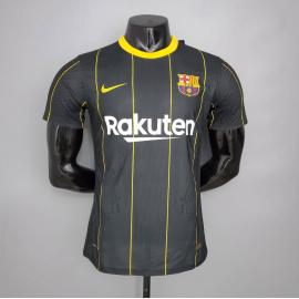 CAMISETAS 20/21 BARCELONA NEGRO TRAINING