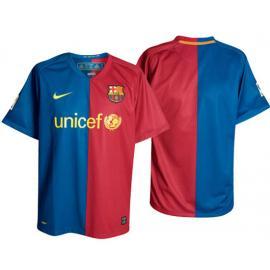 Camiseta Barcelona 1ª Equipación 2008/2009