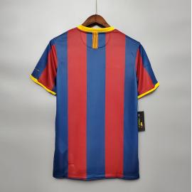 Camiseta Barcelona 1ª Equipación 2010/2011