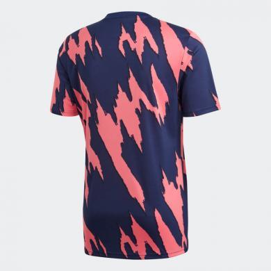 Camiseta Calentamiento Real Madrid