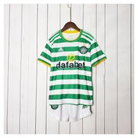 Camiseta Celtic 1ª Equipación 2020/2021 Niño