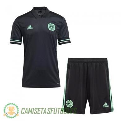 Camiseta Celtic 3ª Equipación 2020/2021 Niño