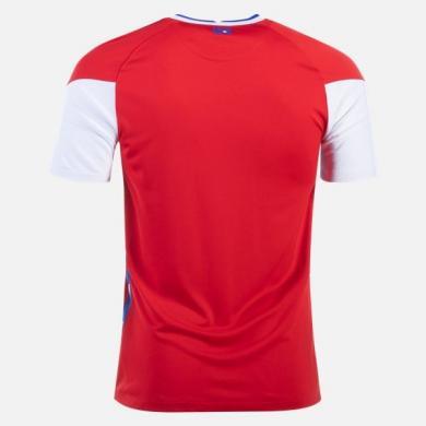 Camiseta Chile Euro Primera Equipación 2020/2021
