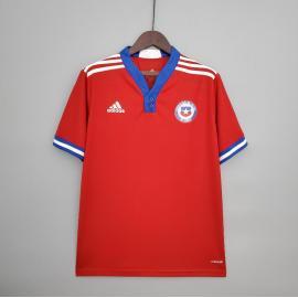 Camiseta Chile Primera Equipación 2021