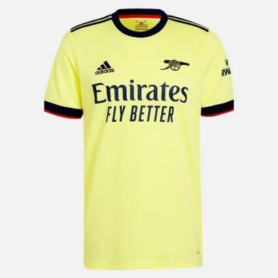 Camiseta Fc Arsenal Segunda Equipación 2021-2022