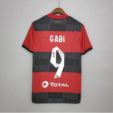 Camiseta Flamengo Primera Equipación 2021