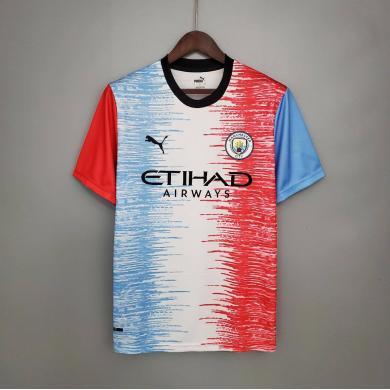 Camiseta Manchester City Concept Edition 2021/2022