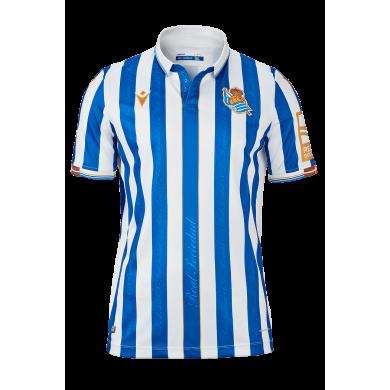 Camiseta Real Sociedad Especial Final De Copa