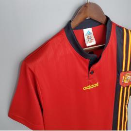 Camiseta Retro España 1ª Equipación 1996