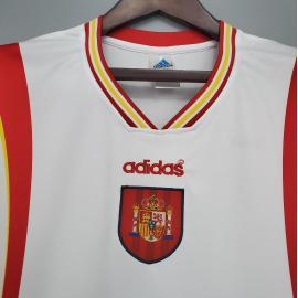 Camiseta Retro España 2ª Equipación 1996