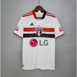 Camiseta Sao Paulo Primera Equipación 2021/2022