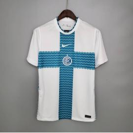 Camisetas 2021/22 Inter Milan 2ª Equipación Exposure Edition