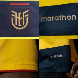 Camisetas Marathon de Ecuador Copa América 2021
